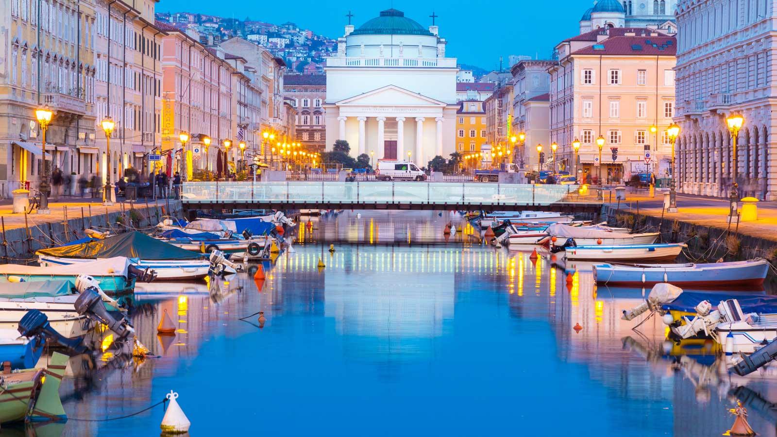 Trieste'deki Türk Firmaları