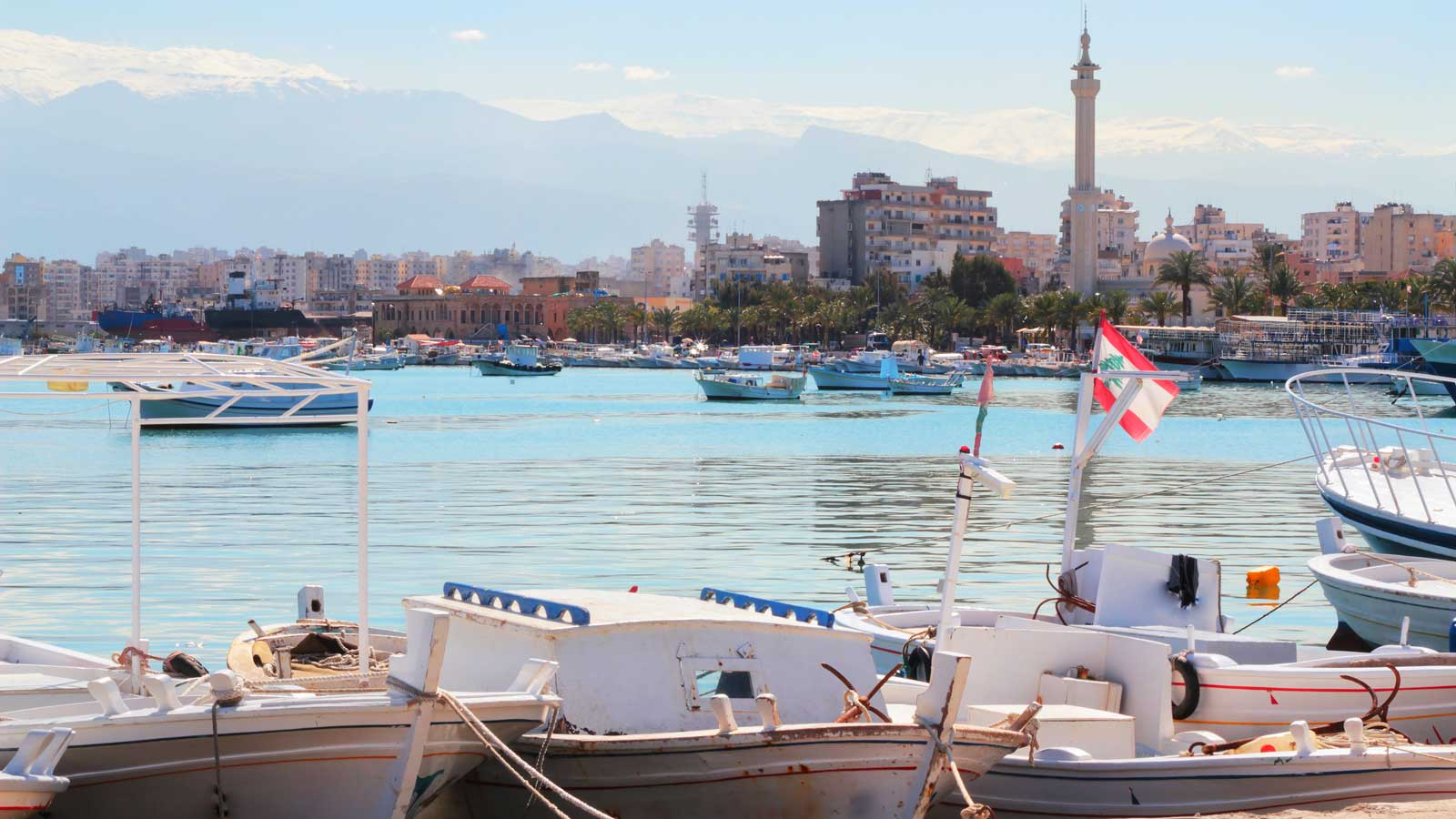 Tripoli'deki Türk Firmaları