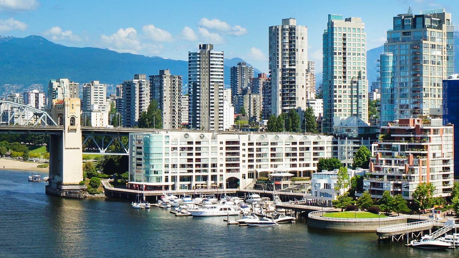 Vancouver'daki Türk Firmaları