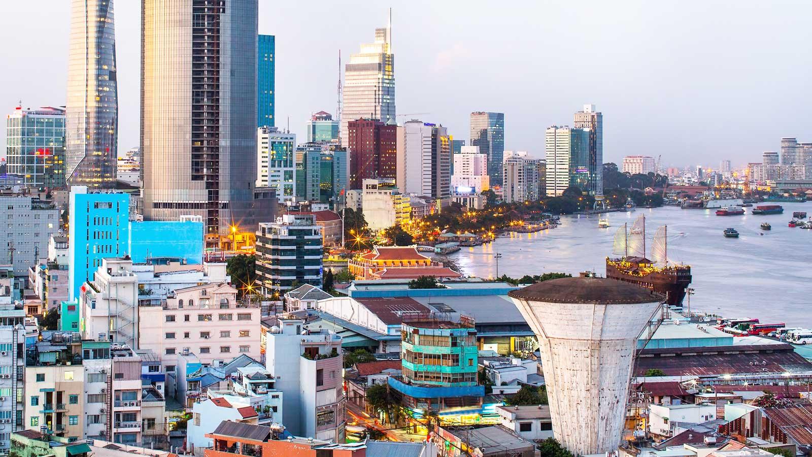 Vietnam'daki Türk Firmaları