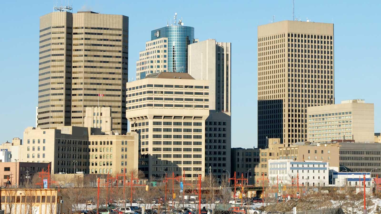 Winnipeg'deki Türk Firmaları