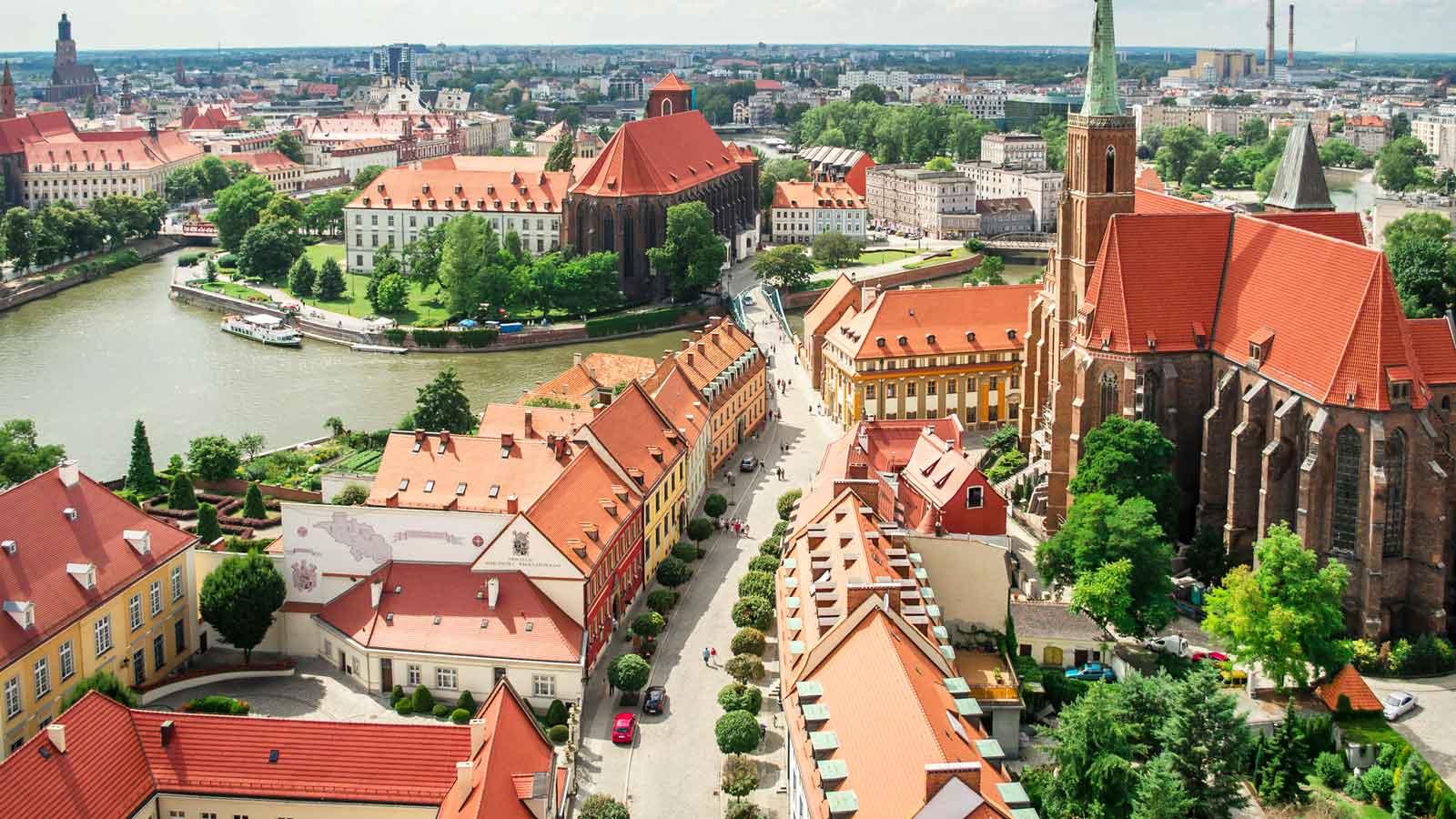 Wroclaw'daki Türk Firmaları