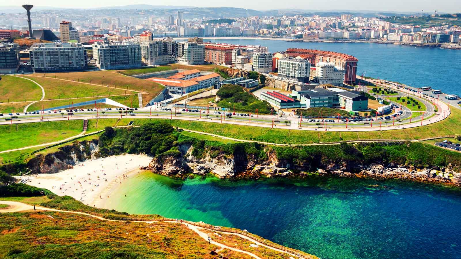 A Coruña'daki Türk Firmaları