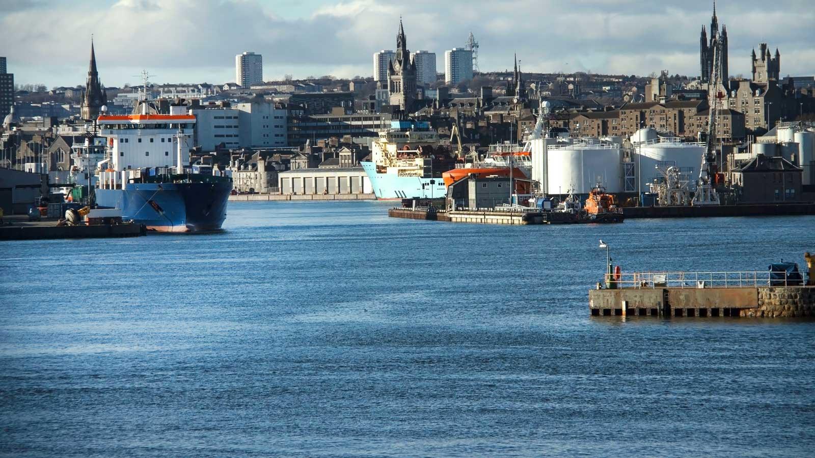 Aberdeen'deki Türk Firmaları