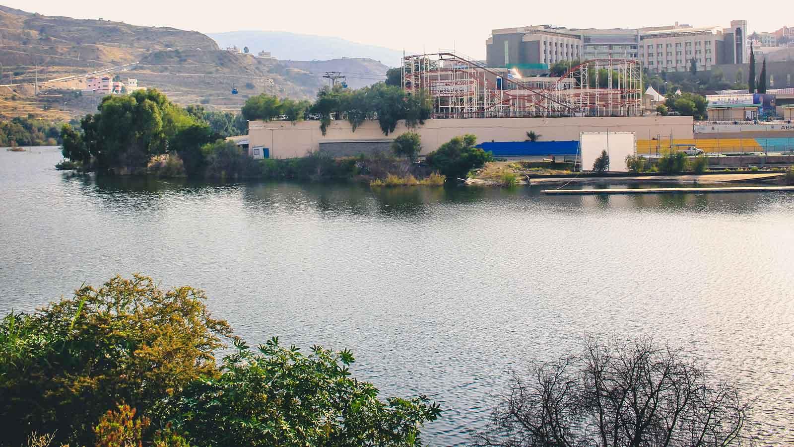 Abha'daki Türk Firmaları