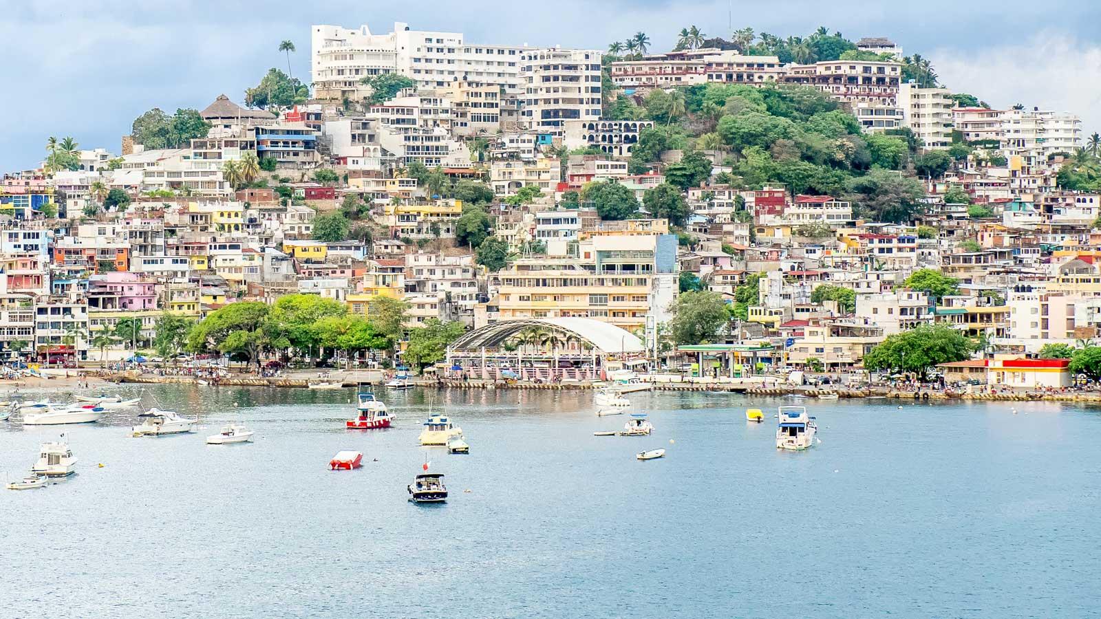Acapulco'daki Türk Firmaları