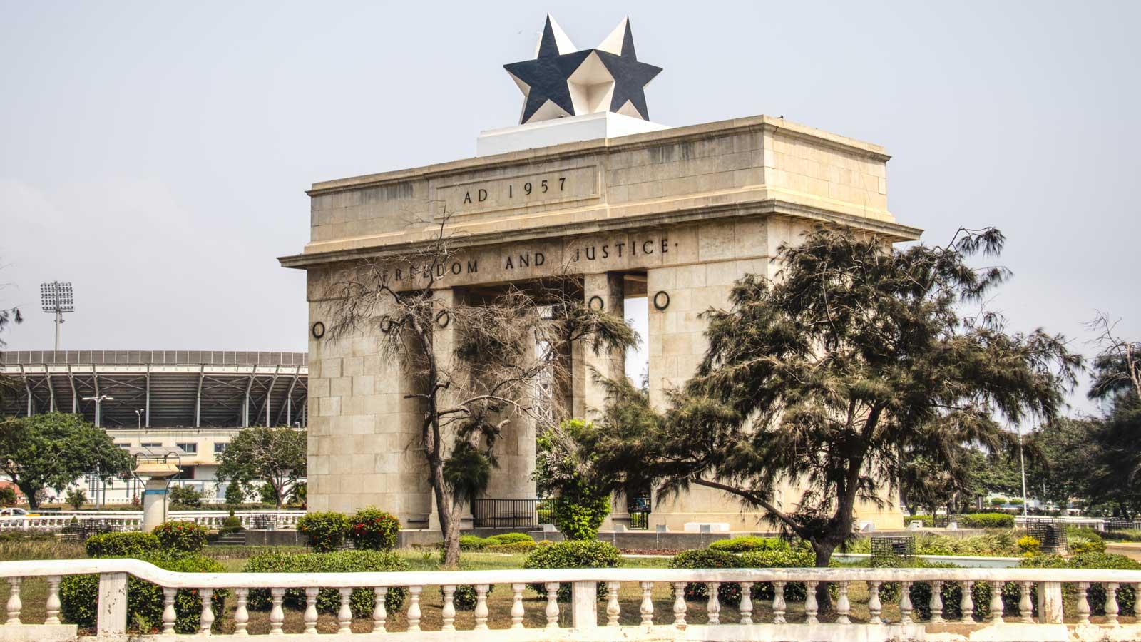 Accra'daki Türk Firmaları