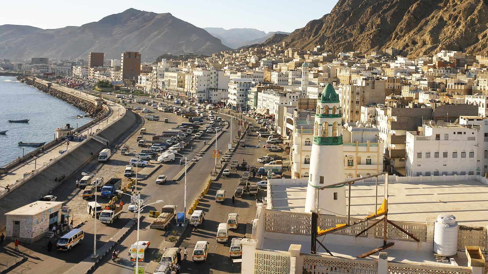 Aden'deki 'deki Türk Firmaları