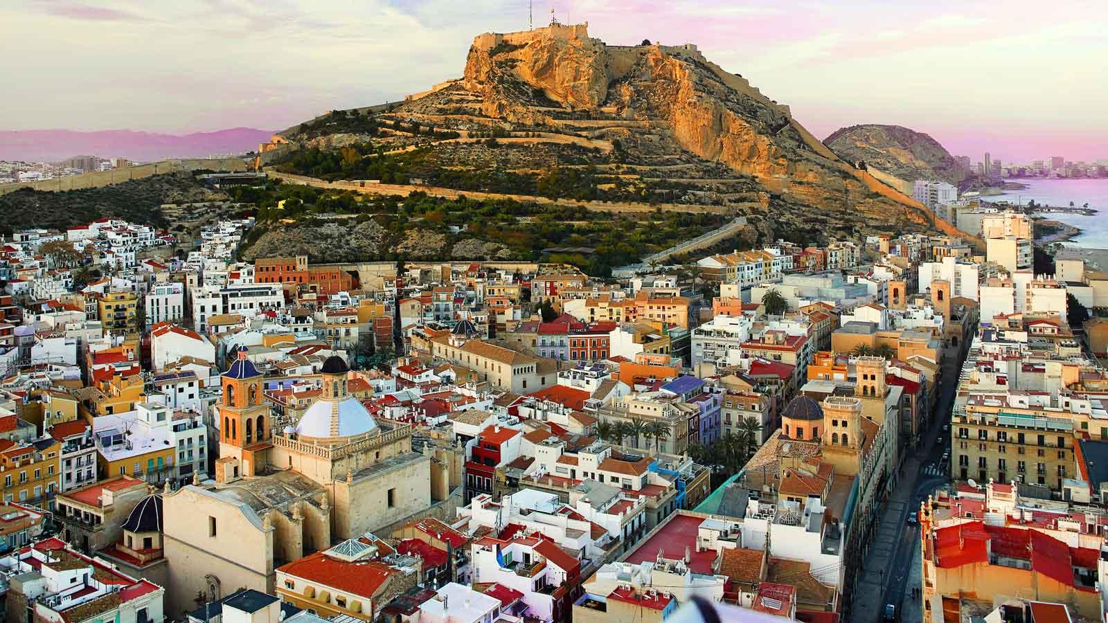 Alicante'deki Türk Firmaları