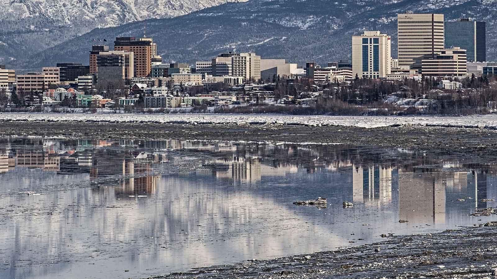 Anchorage'deki Türk Firmaları