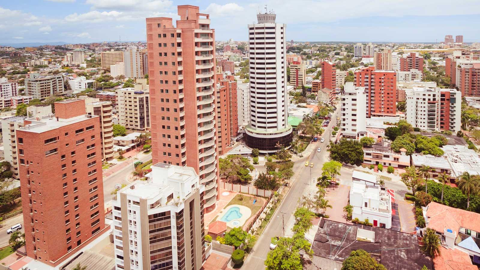 Barranquilla'daki Türk Firmaları