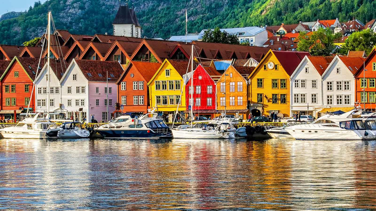 Bergen'deki Türk Firmaları