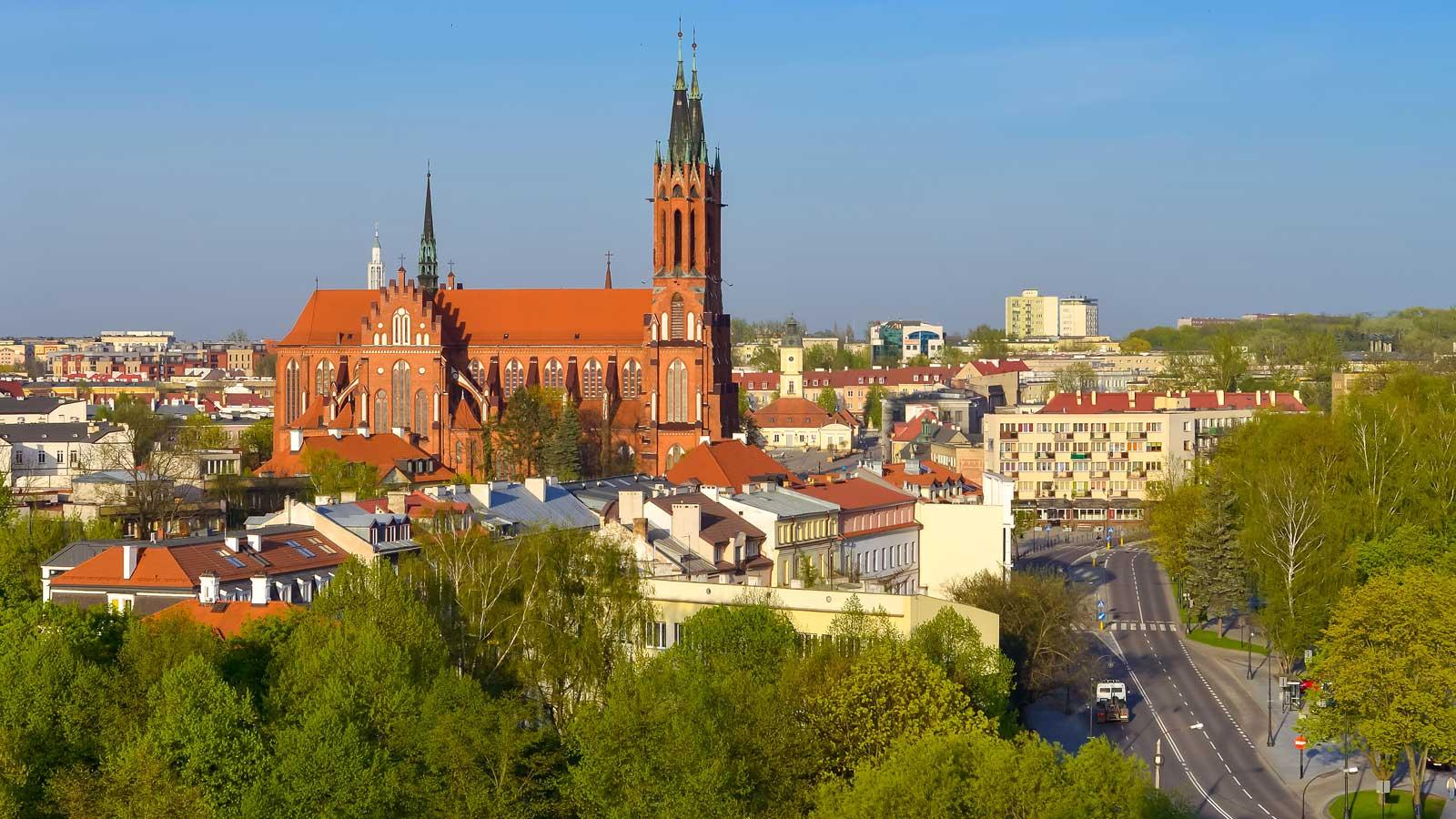 Białystok'daki Türk Firmaları