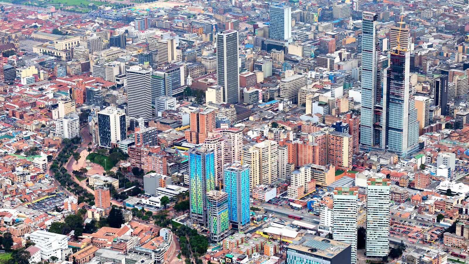 Bogota'daki Türk Firmaları