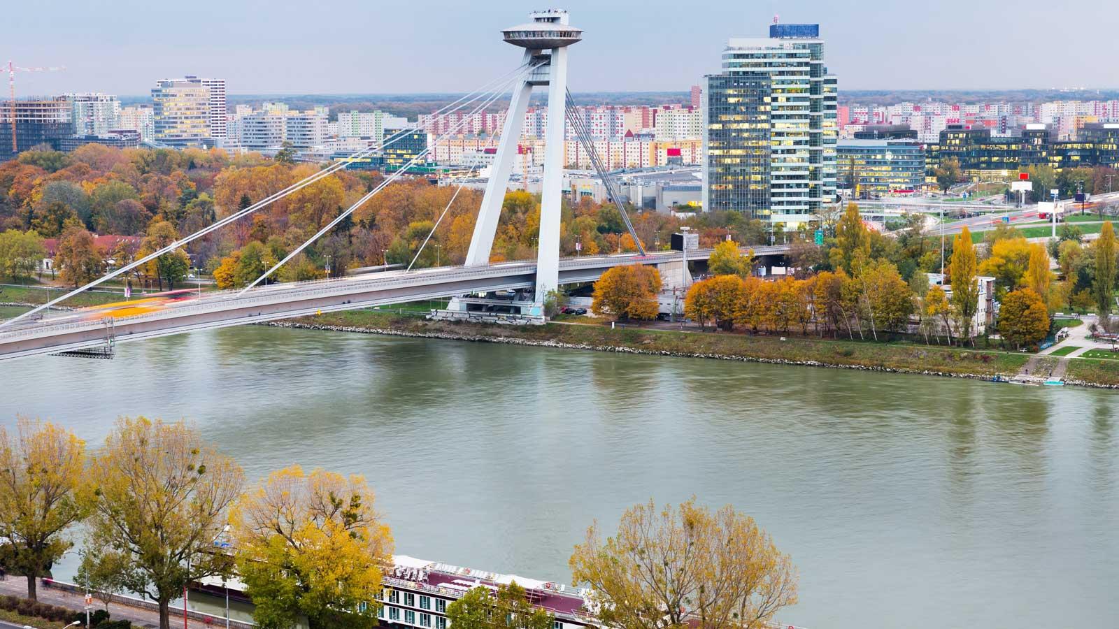 Bratislava'daki Türk Firmaları