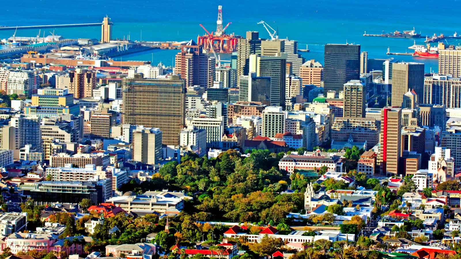 Cape Town'daki Türk Firmaları