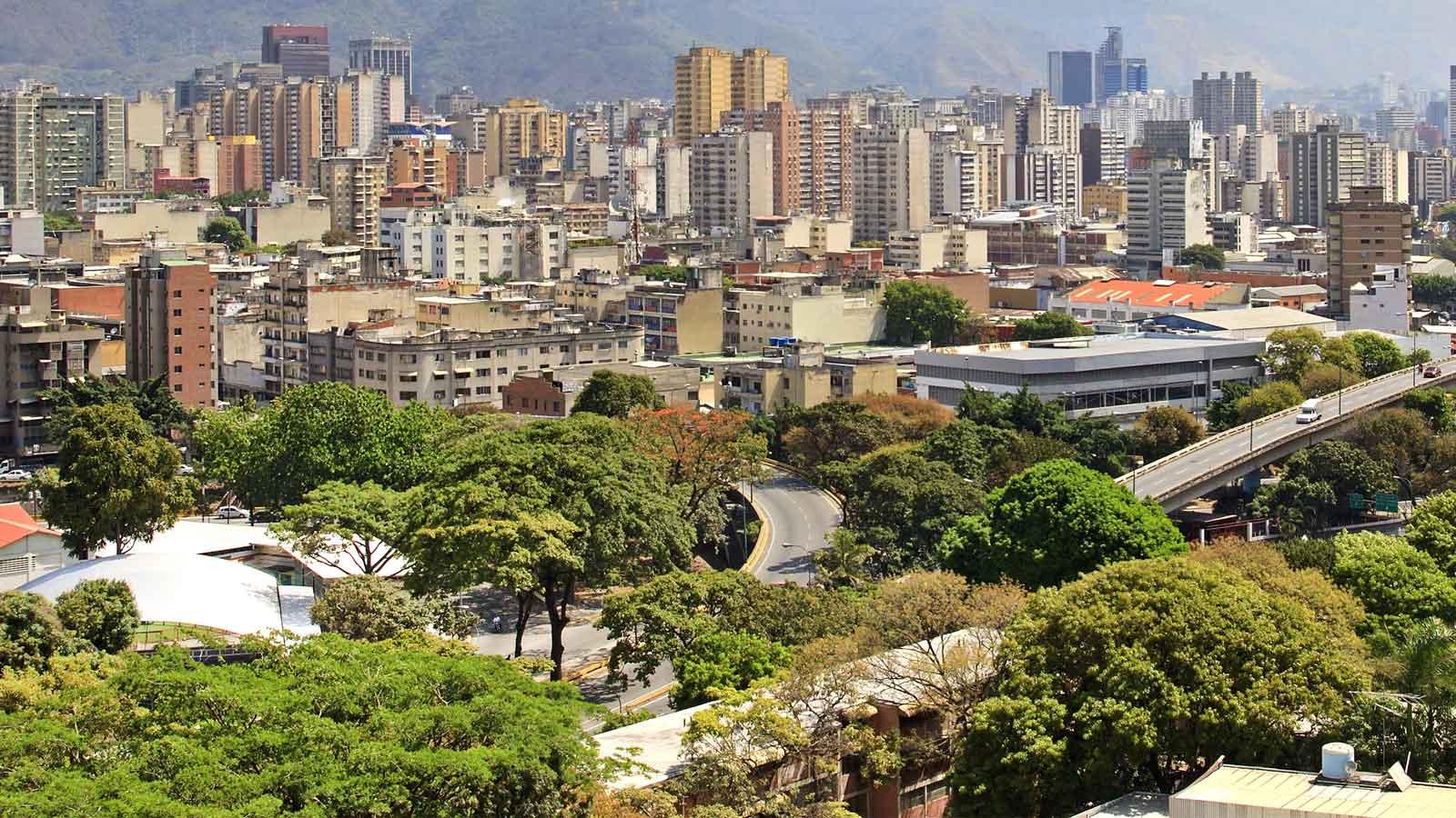 Caracas'daki Türk Firmaları
