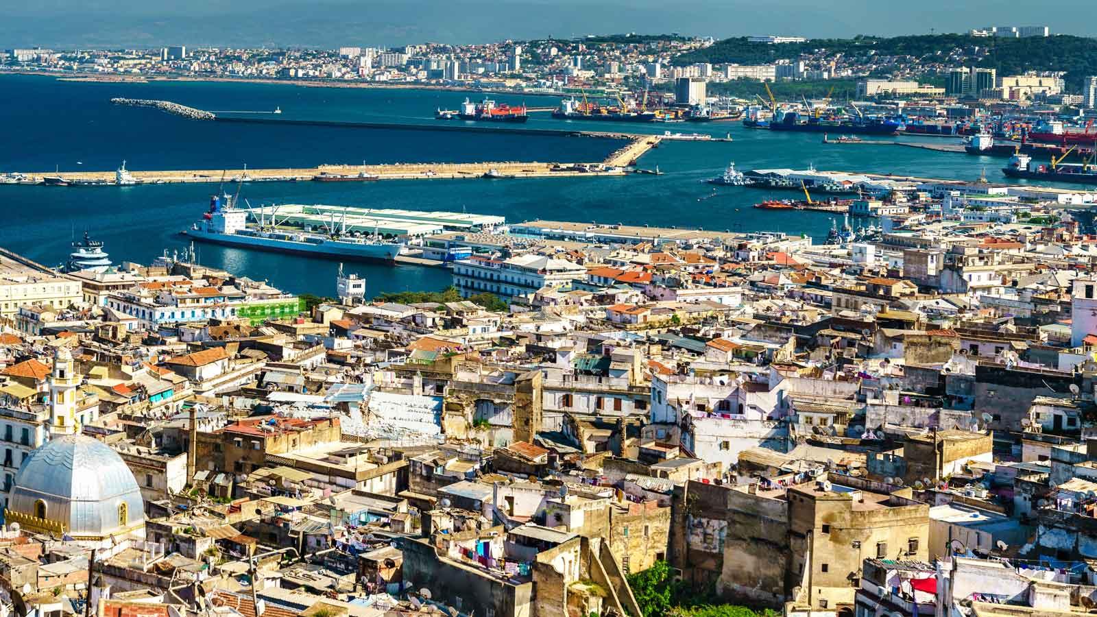 Cezayir Şehrindeki Türk Firmaları