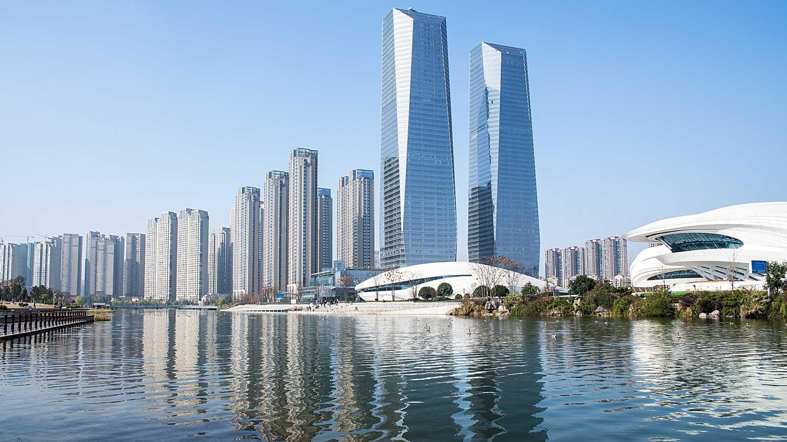 Changsha'daki Türk Firmaları