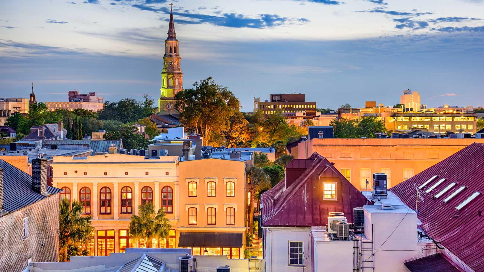 Charleston'daki Türk Firmaları