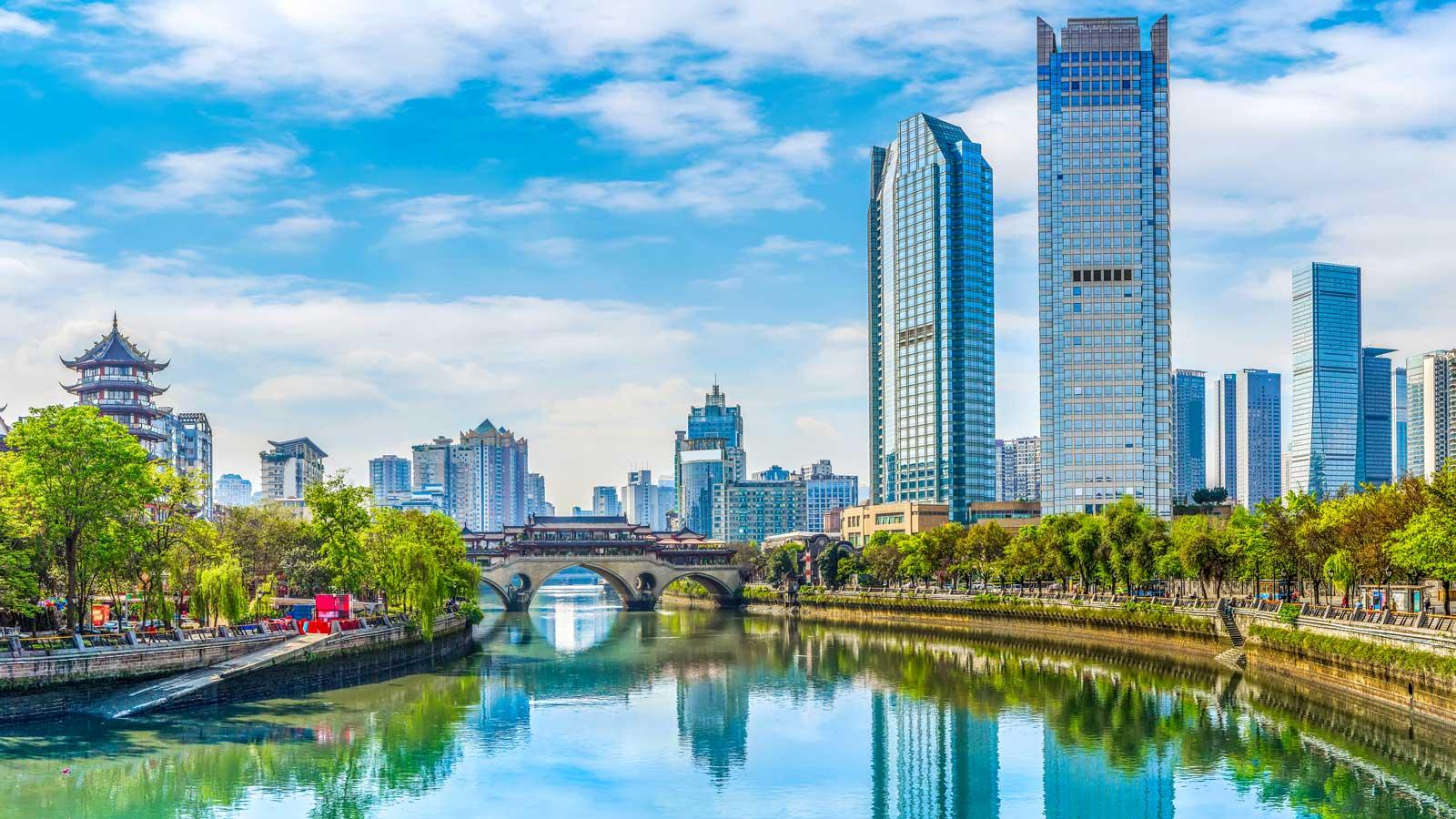 Chengdu'daki Türk Firmaları