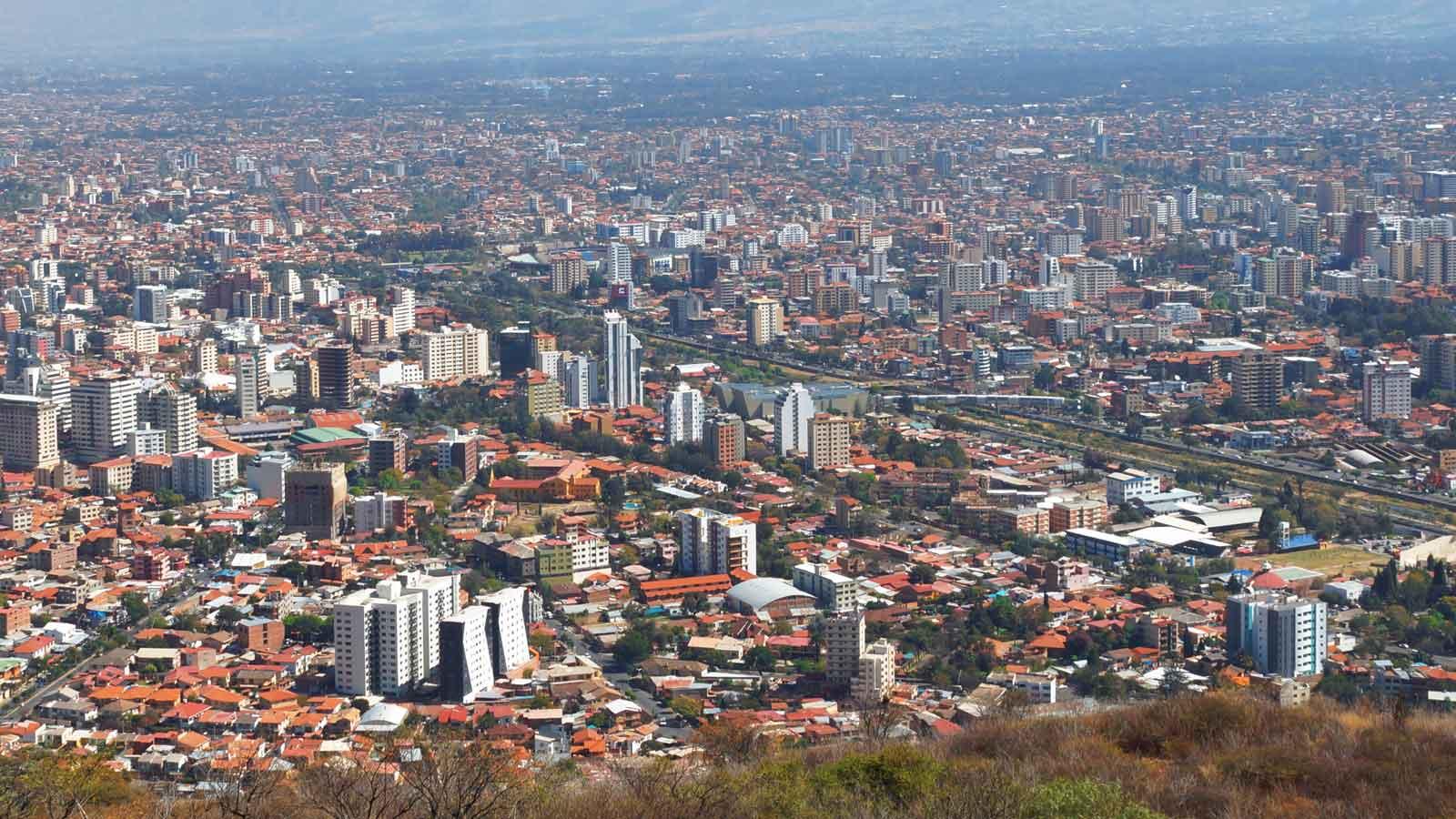 Cochabamba'daki Türk Firmaları