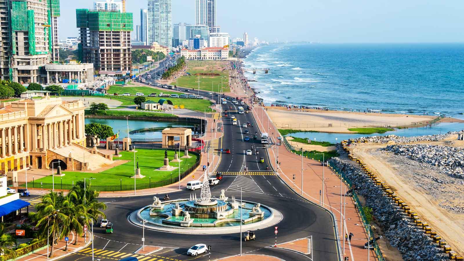 Colombo'daki Türk Firmaları