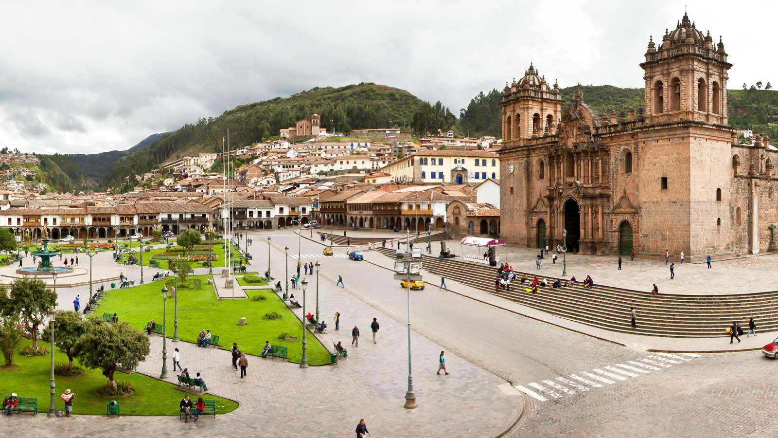 Cusco'daki Türk Firmaları