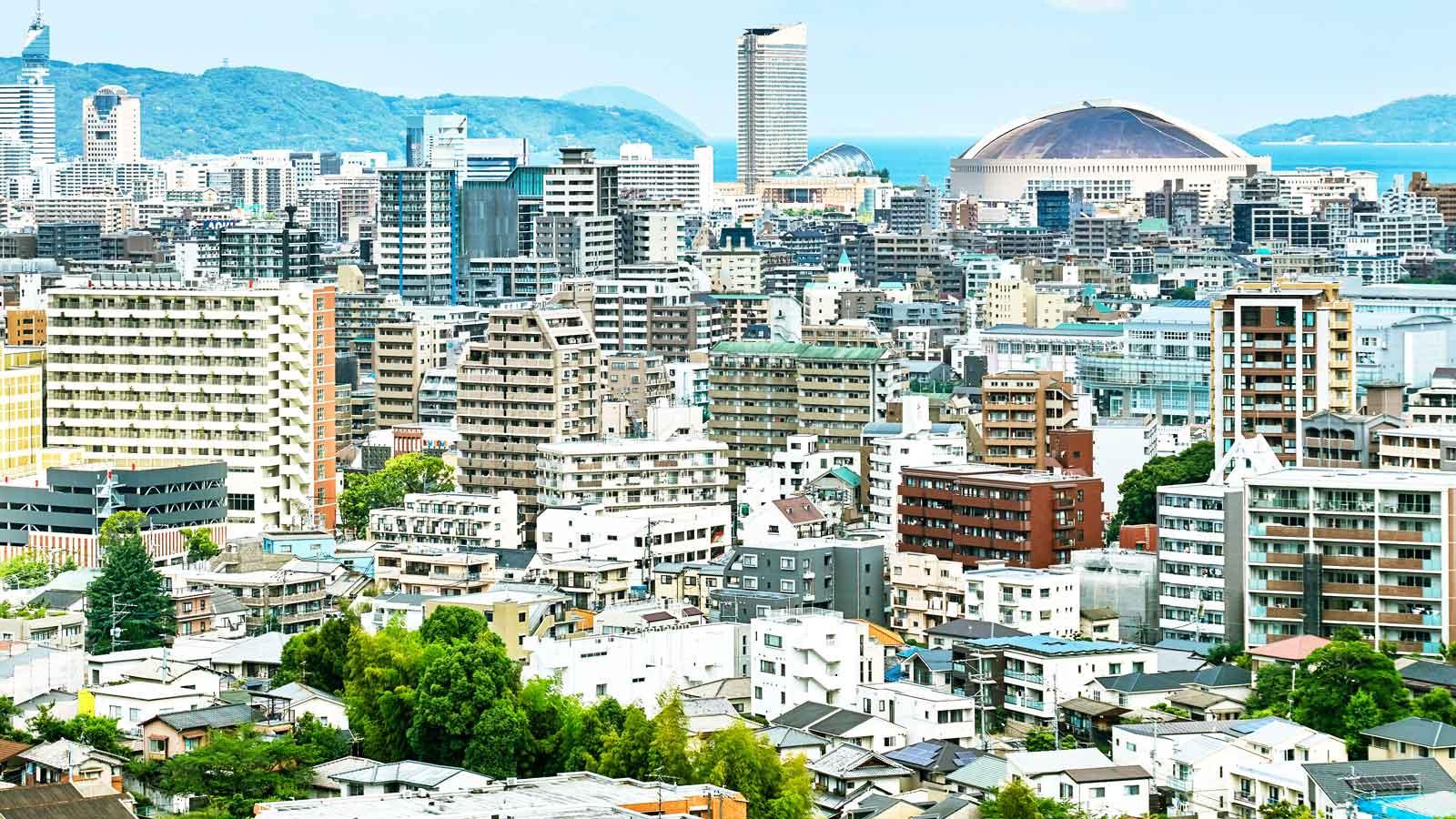 Fukuoka'daki Türk Firmaları
