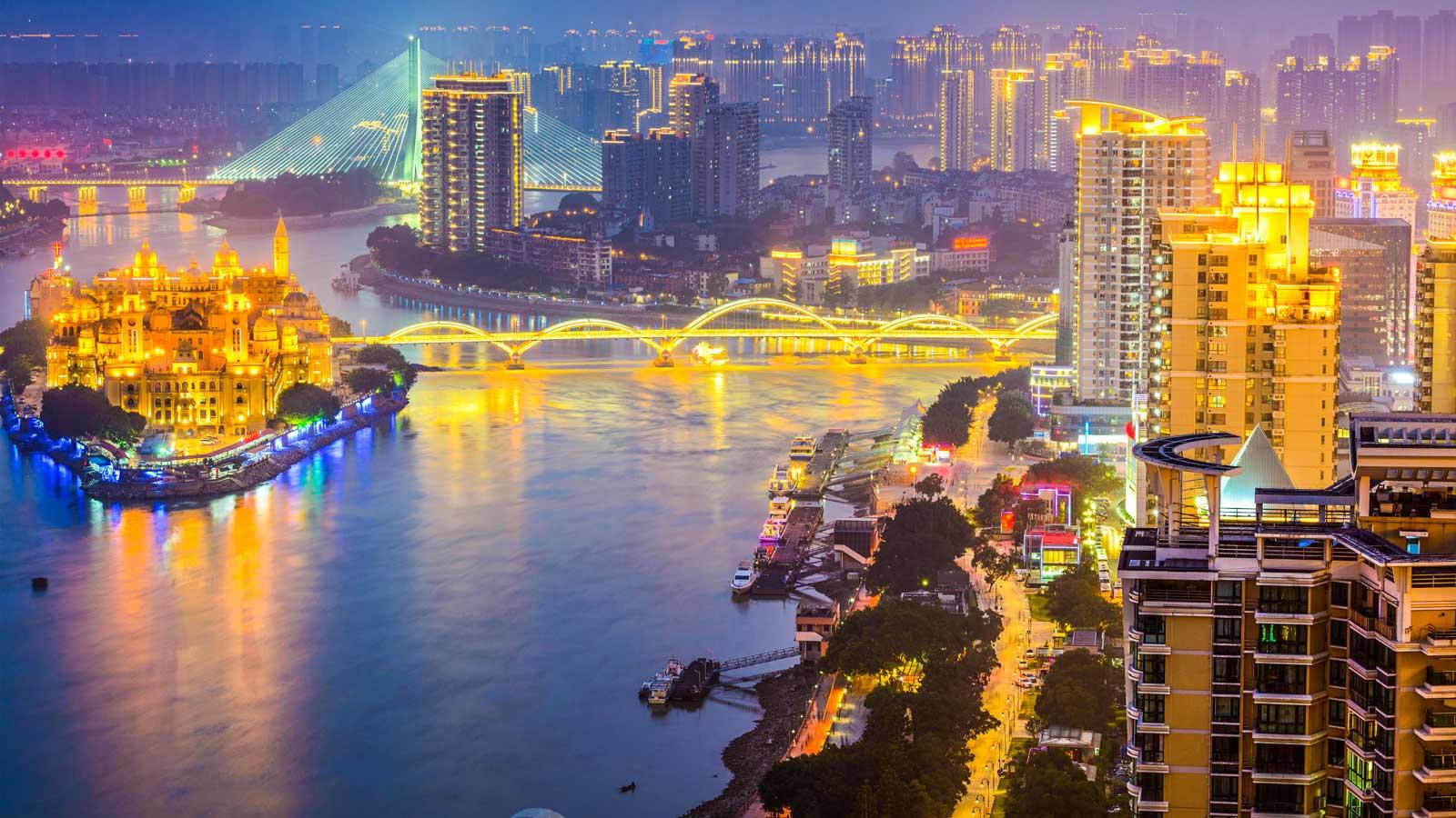 Fuzhou'daki Türk Firmaları