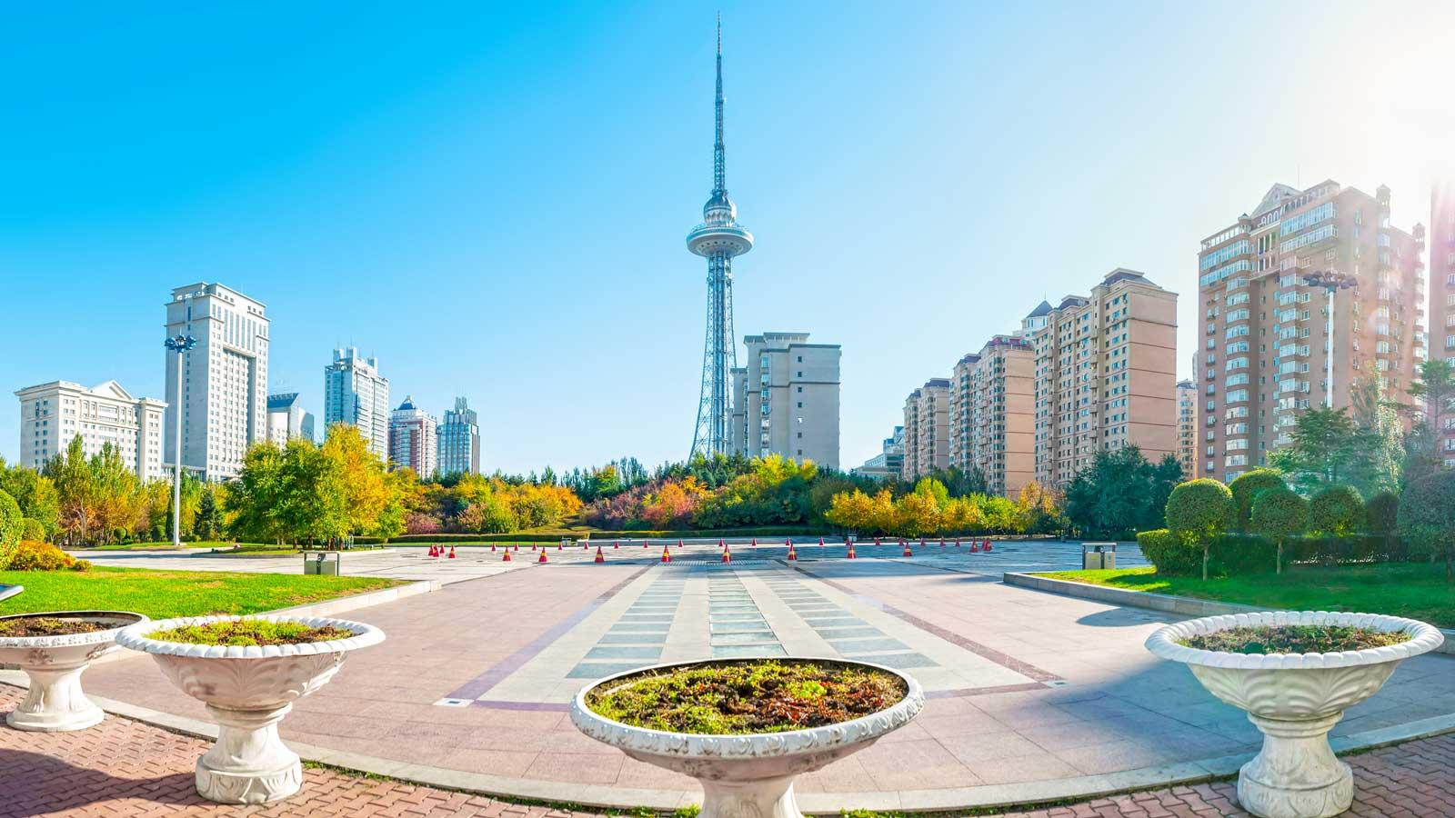 Harbin'deki Türk Firmaları