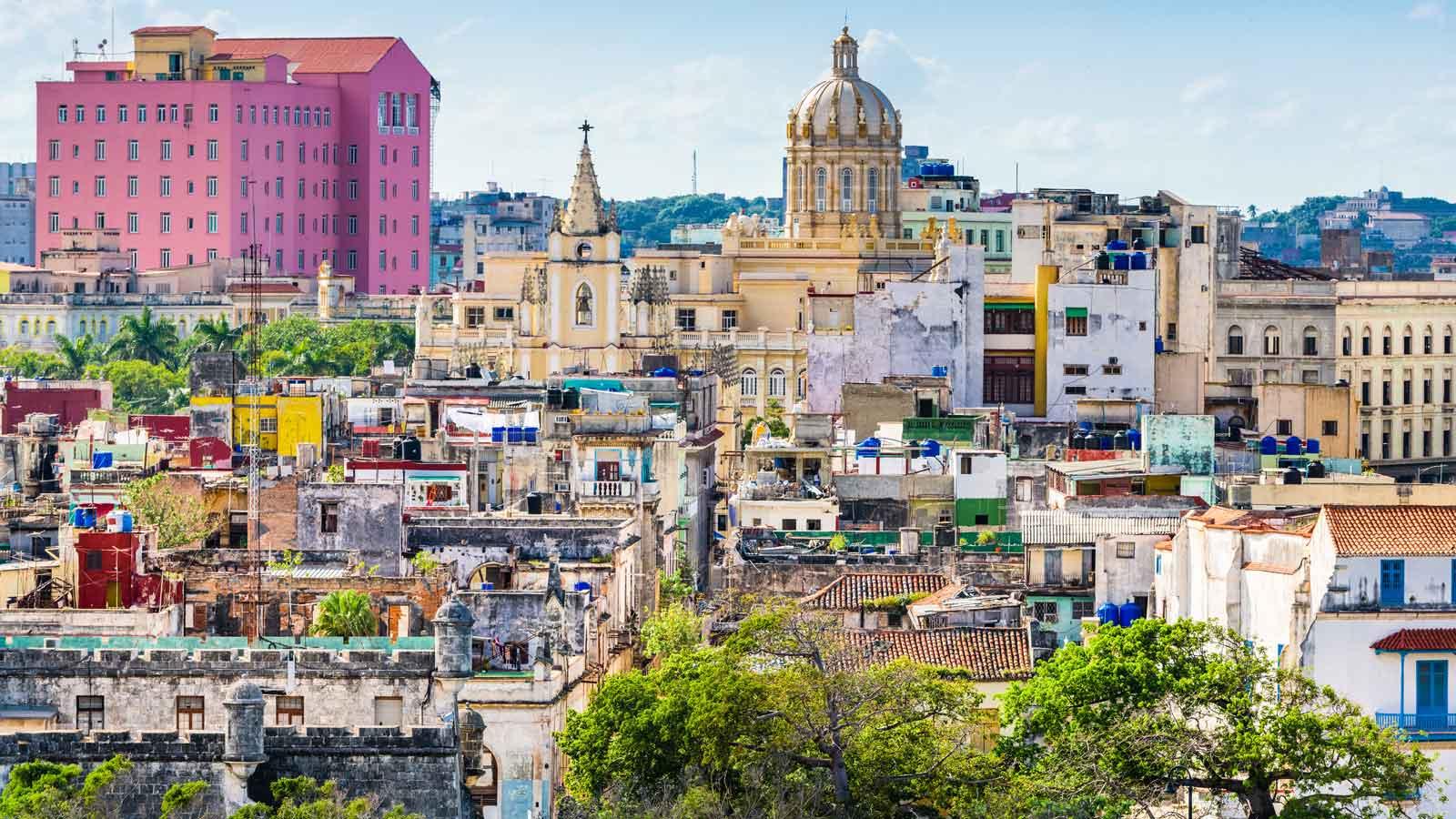 Havana'daki Türk Firmaları