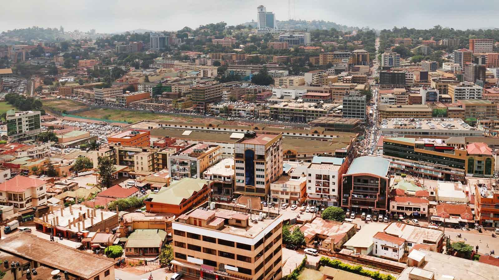 Kampala'daki Türk Firmaları