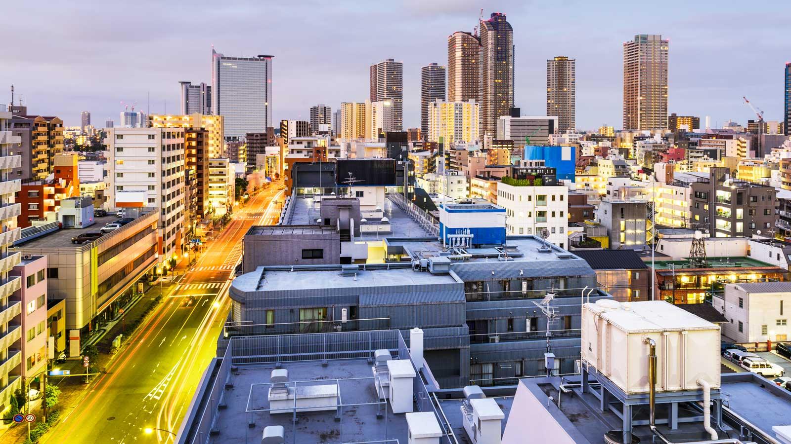 Kawasaki'deki Türk Firmaları