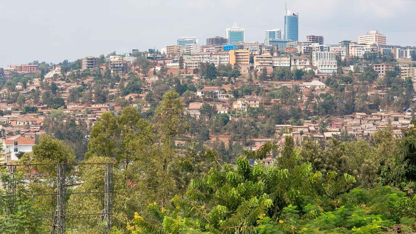 Kigali'deki Türk Firmaları