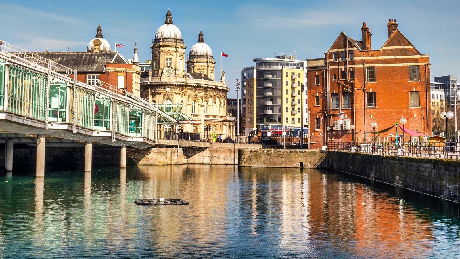 Kingston upon Hull'daki Türk Firmaları