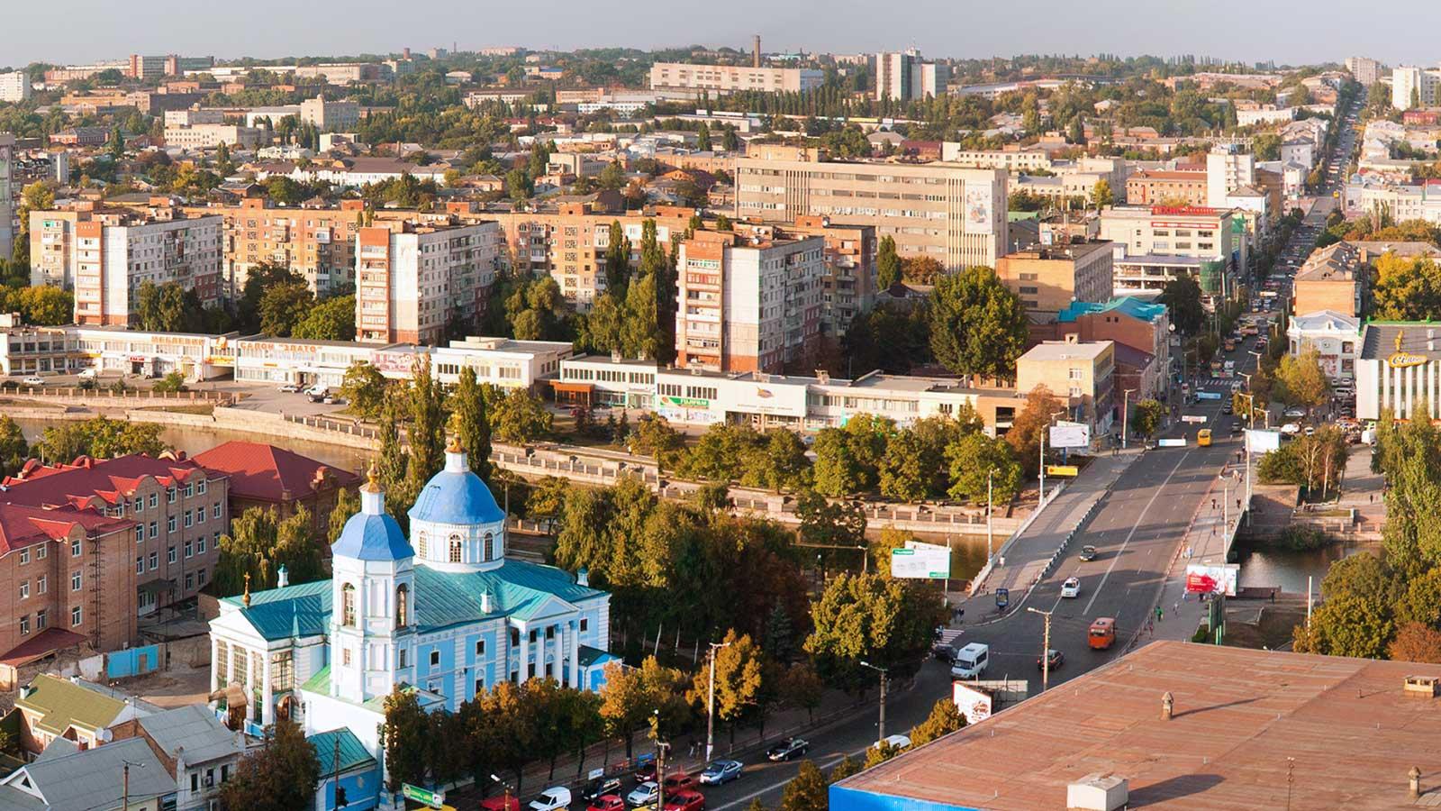 Kirovograd'daki Türk Firmaları