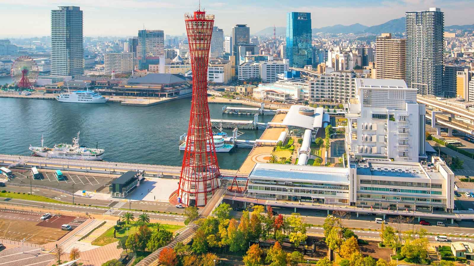 Kobe'deki Türk Firmaları