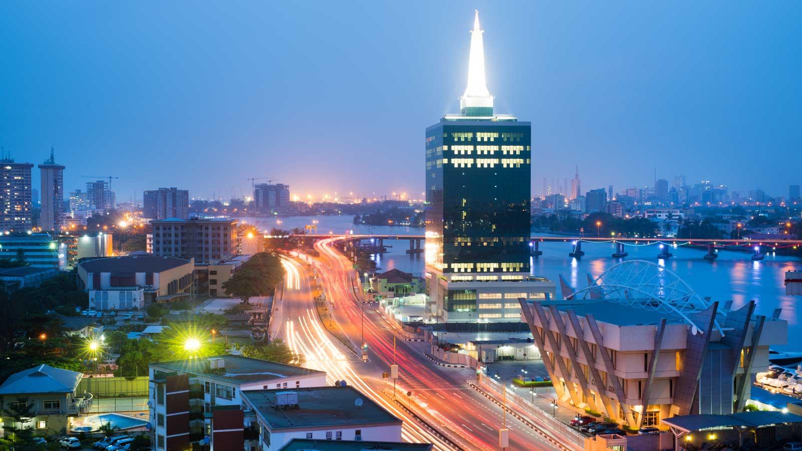 Lagos'taki Türk Firmaları
