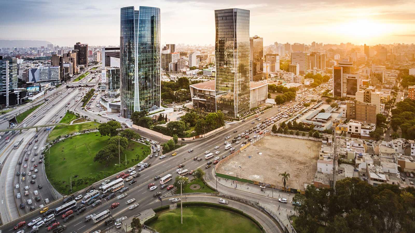 Lima'daki Türk Firmaları