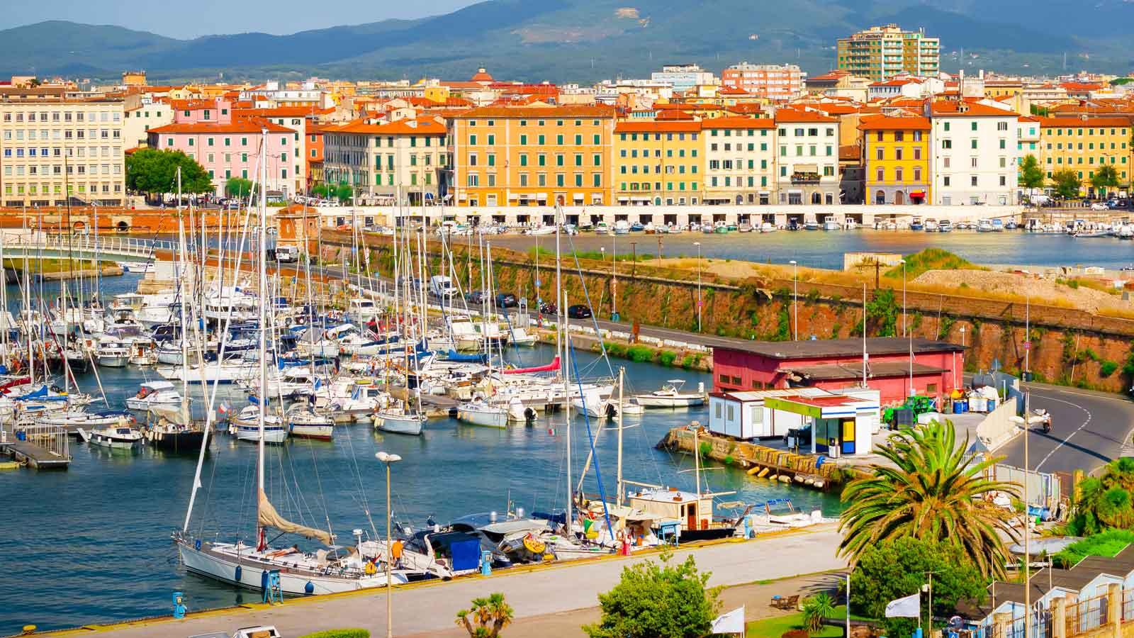 Livorno'daki Türk Firmaları
