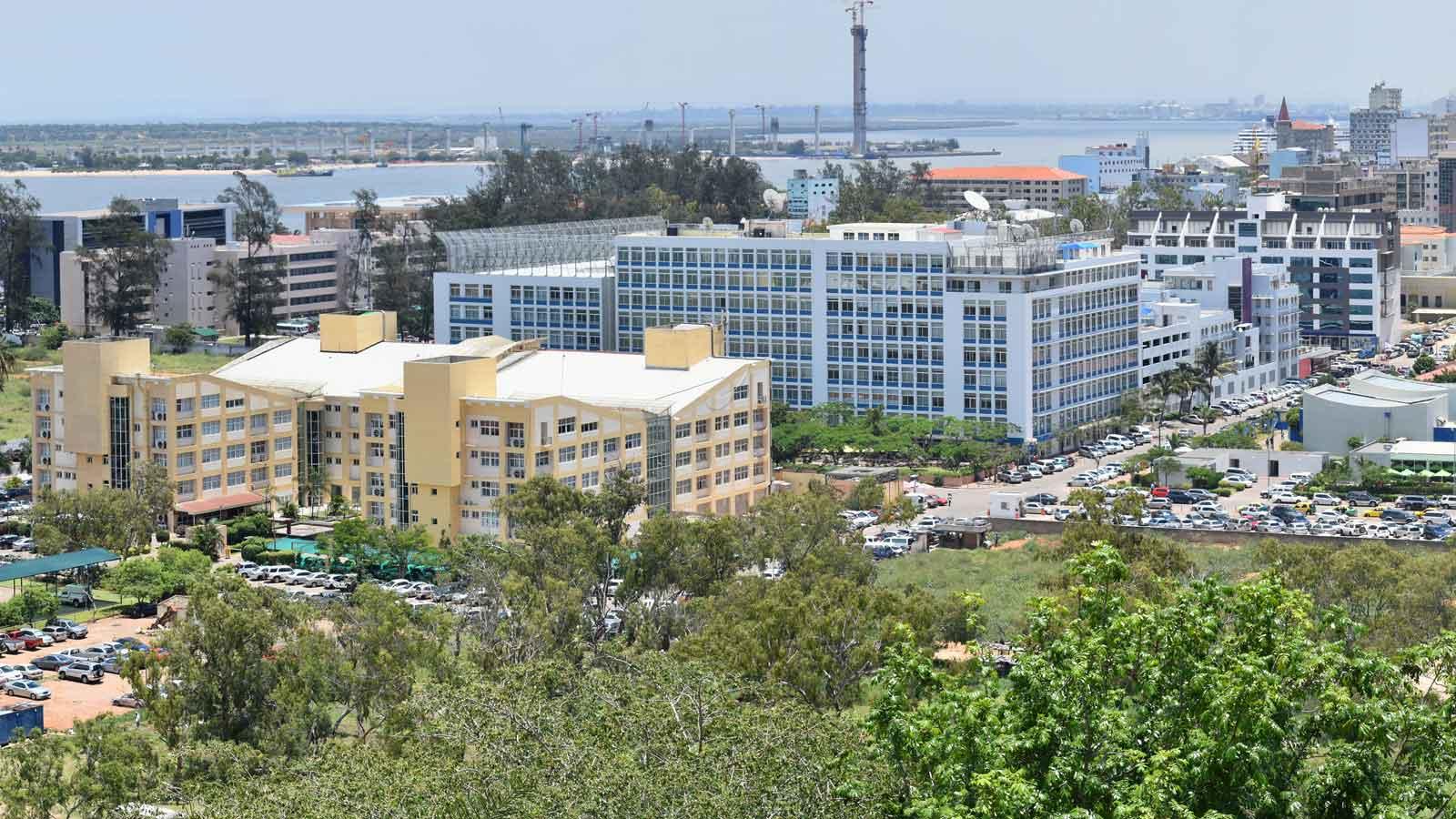 Maputo'daki Türk Firmaları