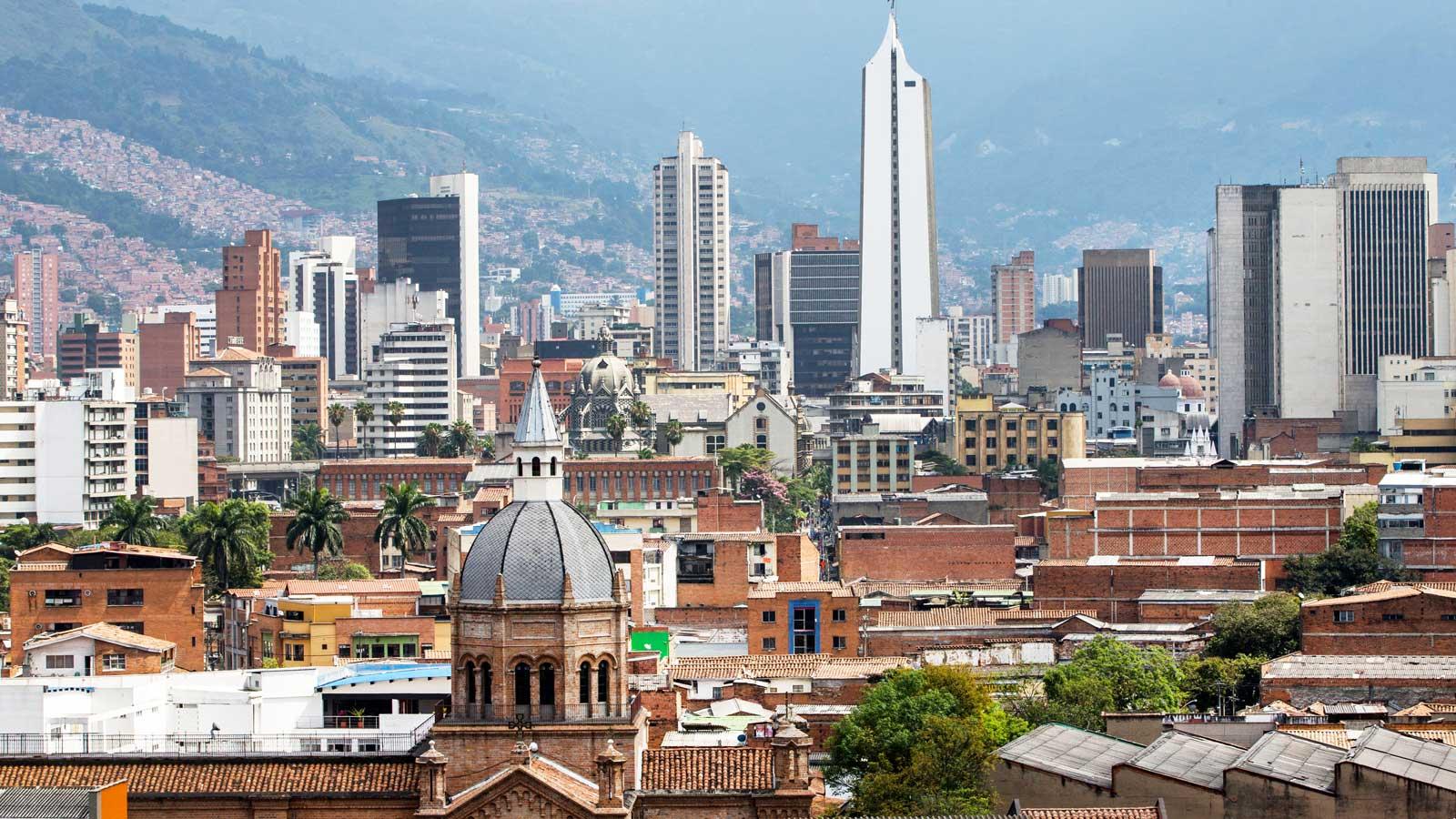 Medellin'deki Türk Firmaları