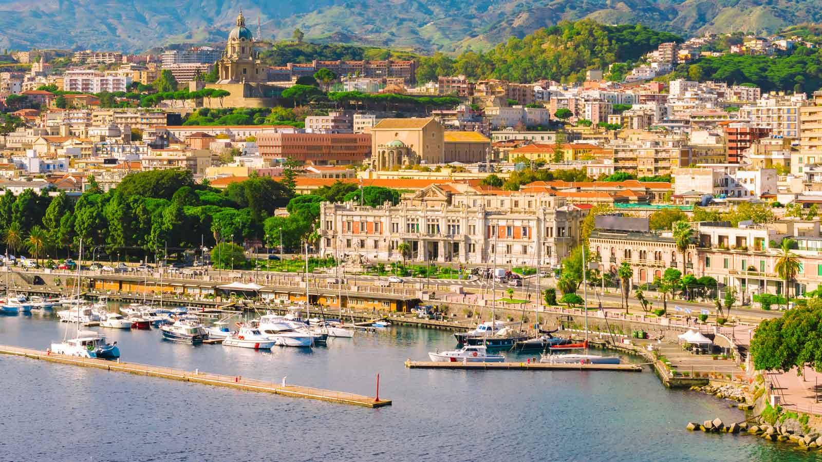 Messina'daki Türk Firmaları