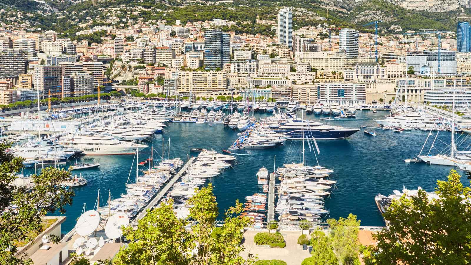 Monte Carlo'daki Türk Firmaları