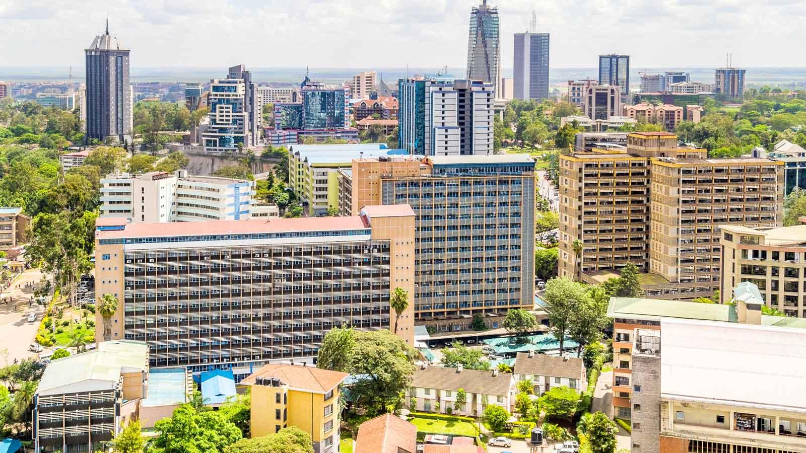 Nairobi'deki Türk Firmaları