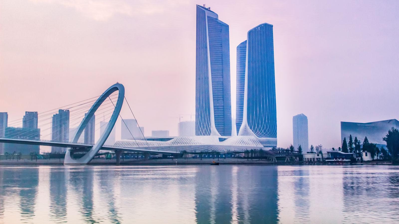 Nanjing'daki Türk Firmaları
