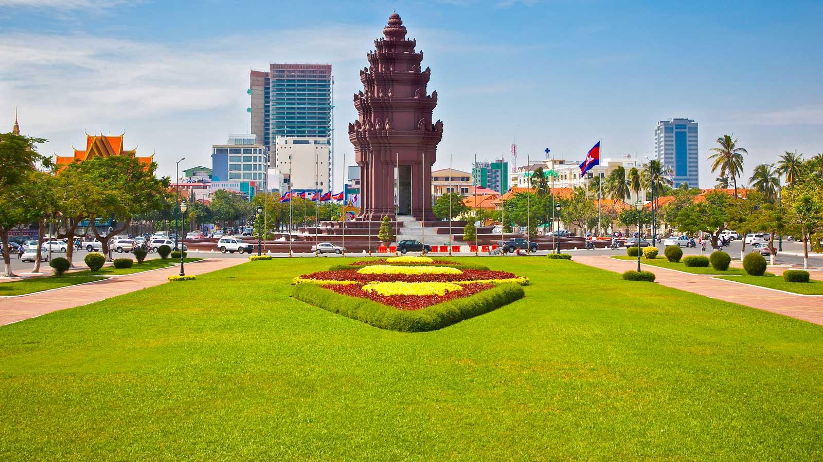Phnom Penh'deki Türk Firmaları