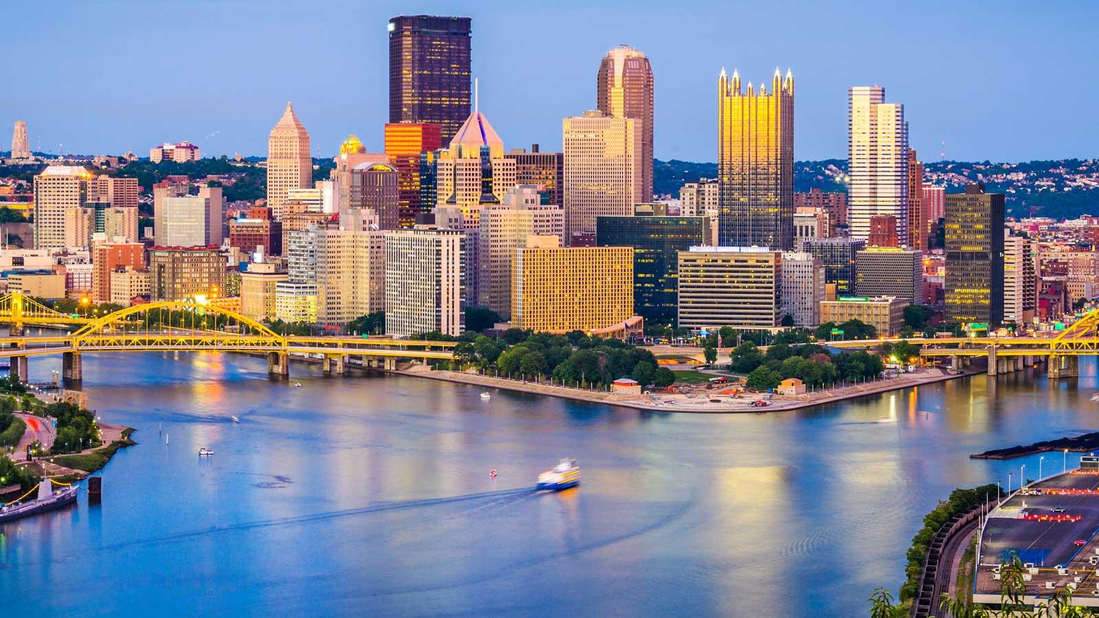 Pittsburgh'daki Türk Firmaları