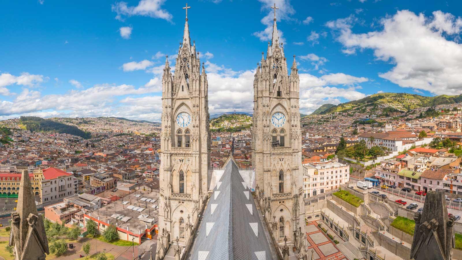 Quito'daki Türk Firmaları